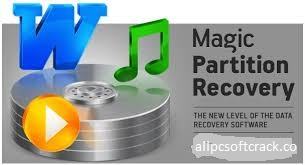 Magic Partition Recovery Crack