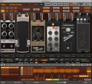 IK Multimedia Amplitube Crack