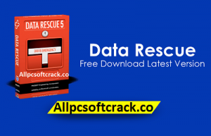 Prosoft Data Rescue Pro Crack