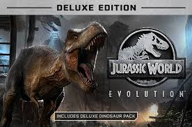 Jurassic World Evolution Crack