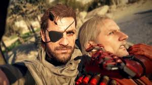Metal Gear Solid Phantom Pain PC Crack